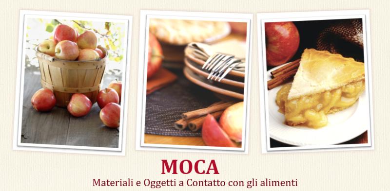 Risultati immagini per MOCA E FOOD GRADE